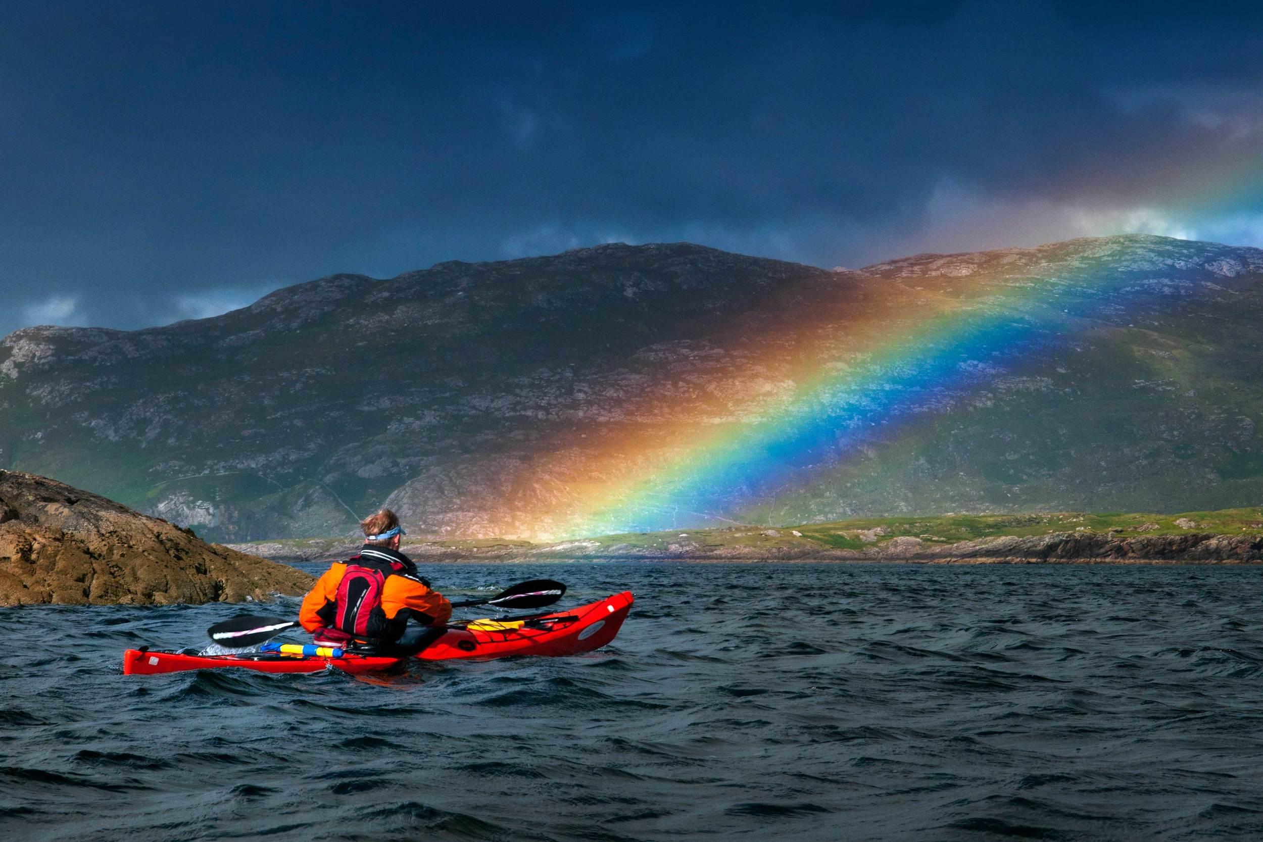 Connemara Kayak Tours