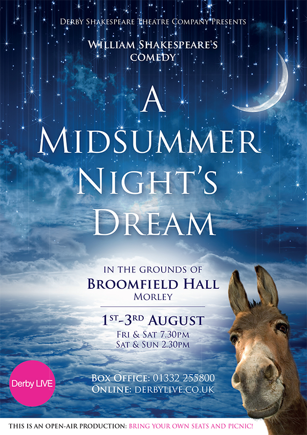 'A Midsummer Night's Dream' 2014