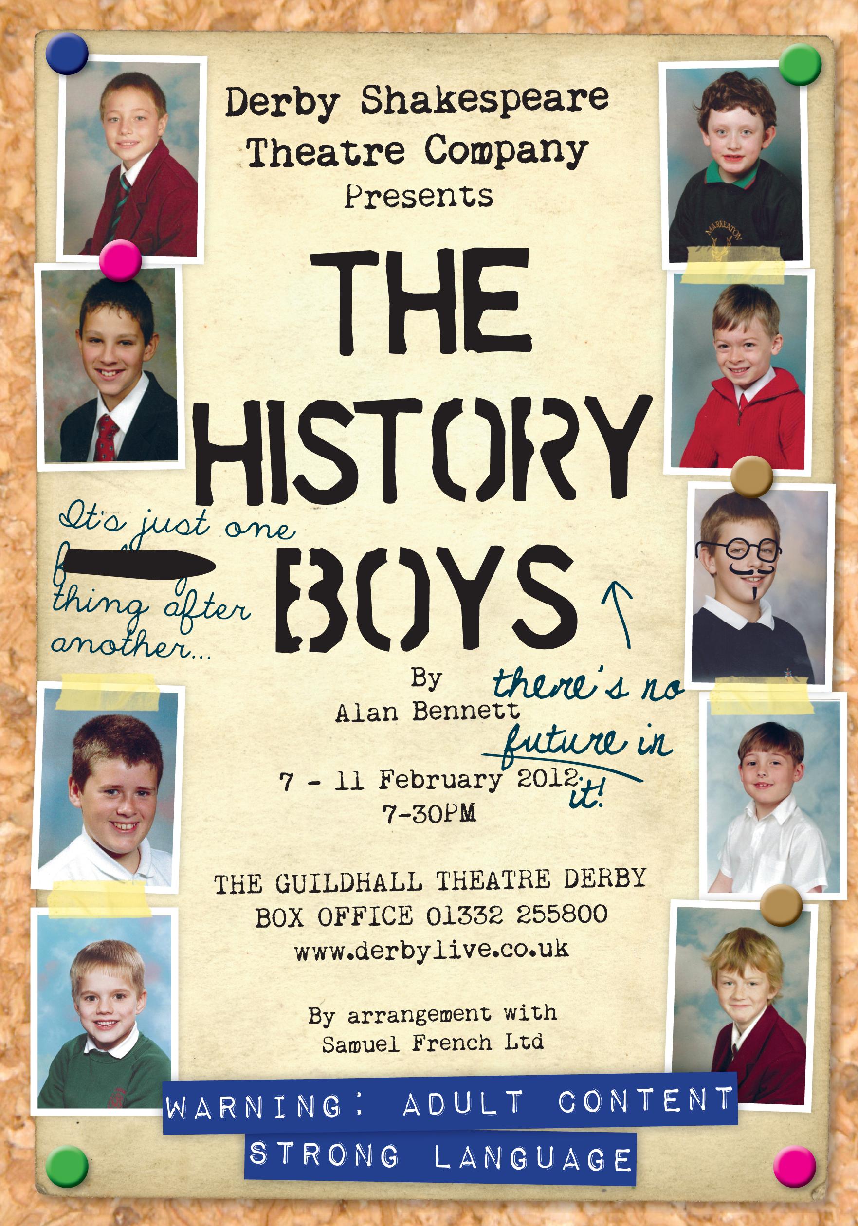 'The History Boys' 2012