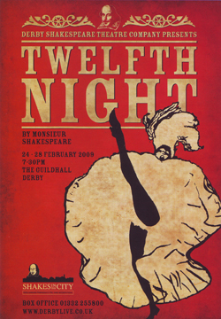 'Twelfth Night' 2009