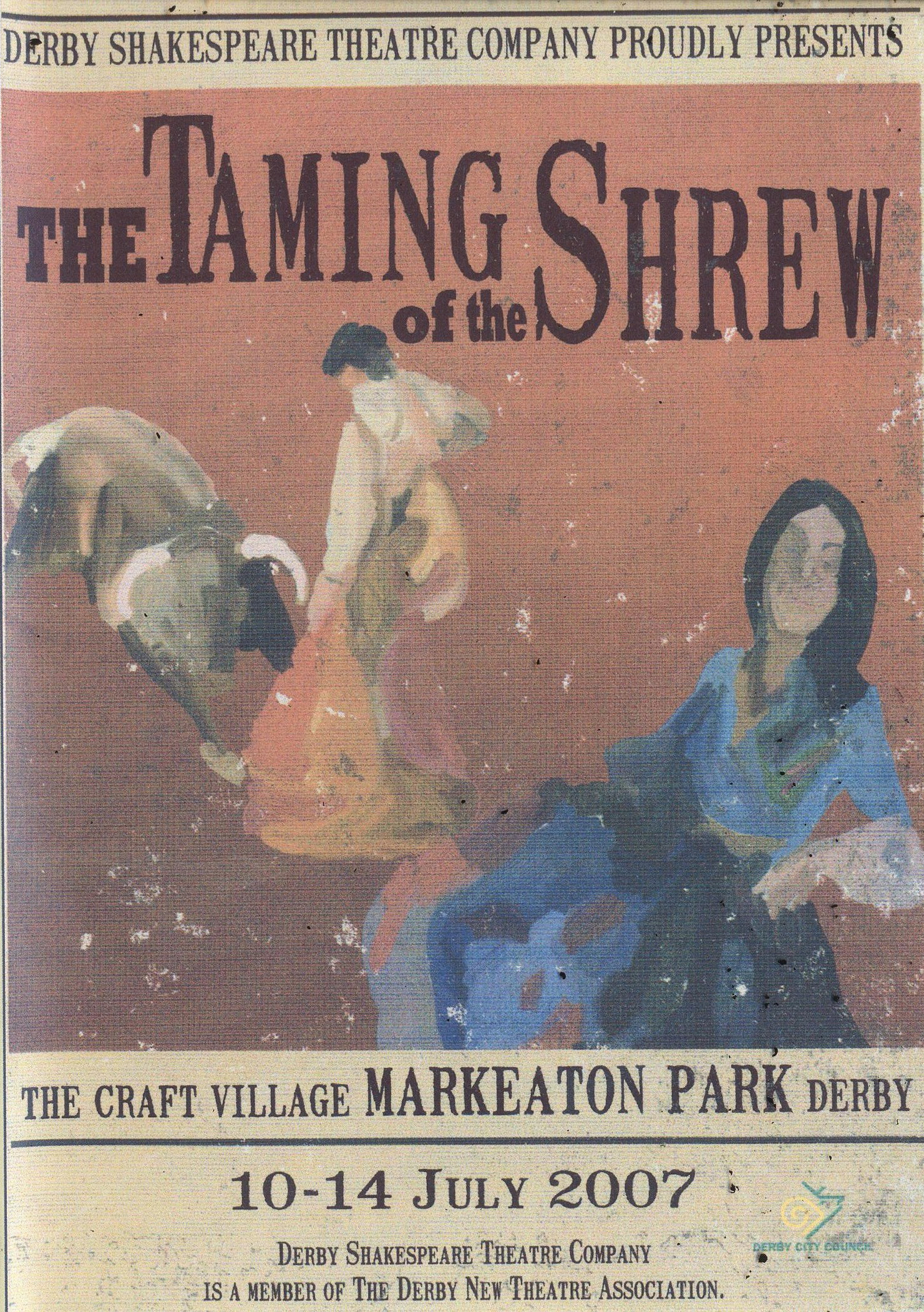 'The Taming Of The Shrew' 2007