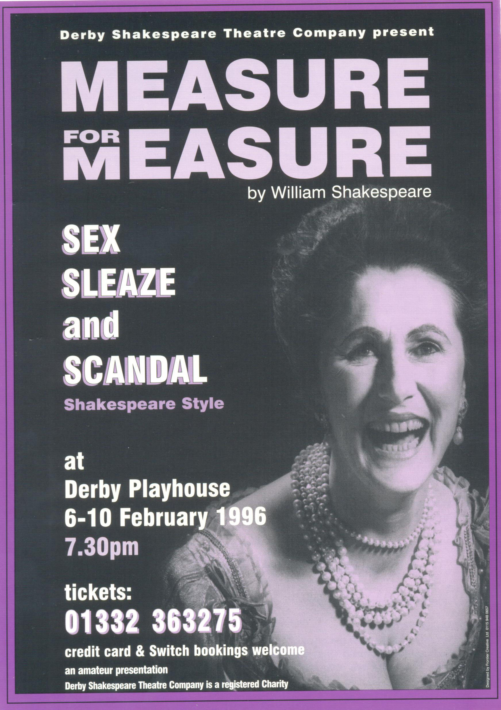 'Measure For Measure' 1996