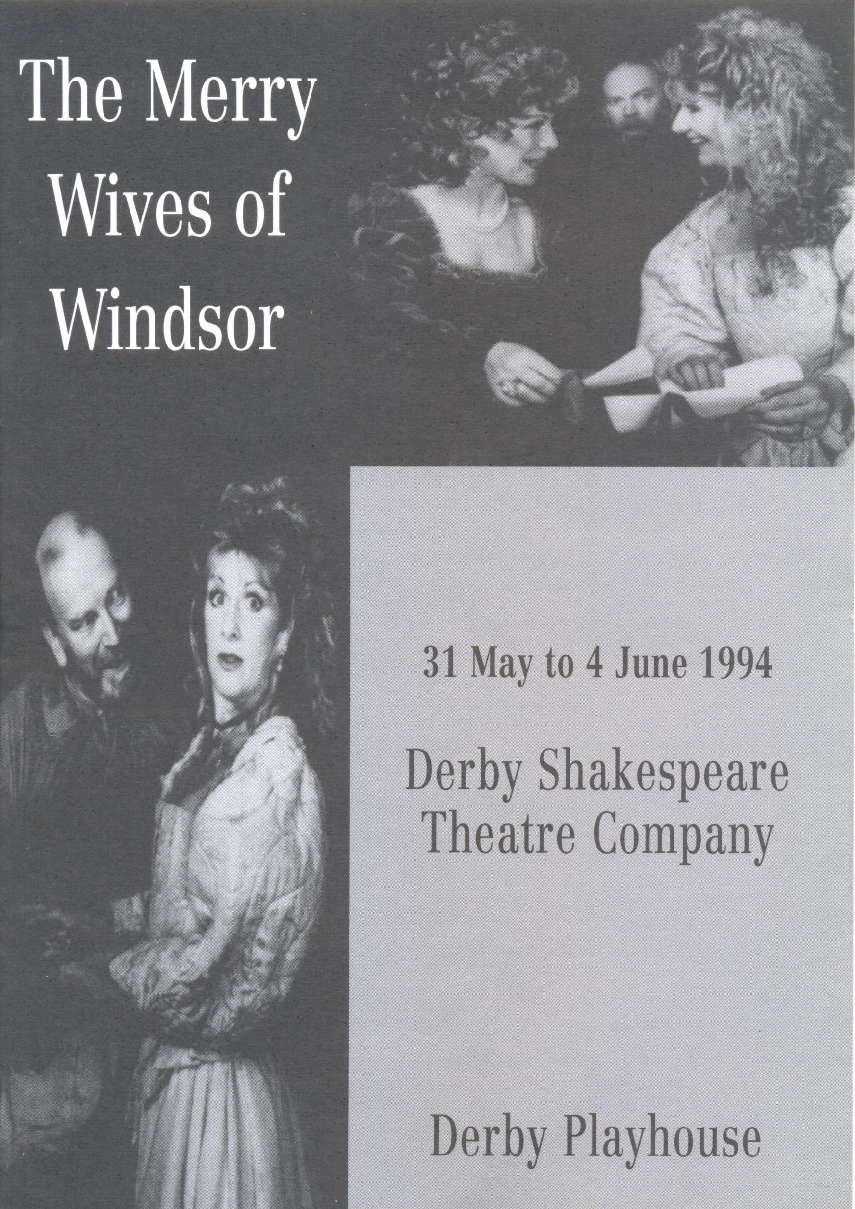 'The Merry Wives Of Windsor' 1994