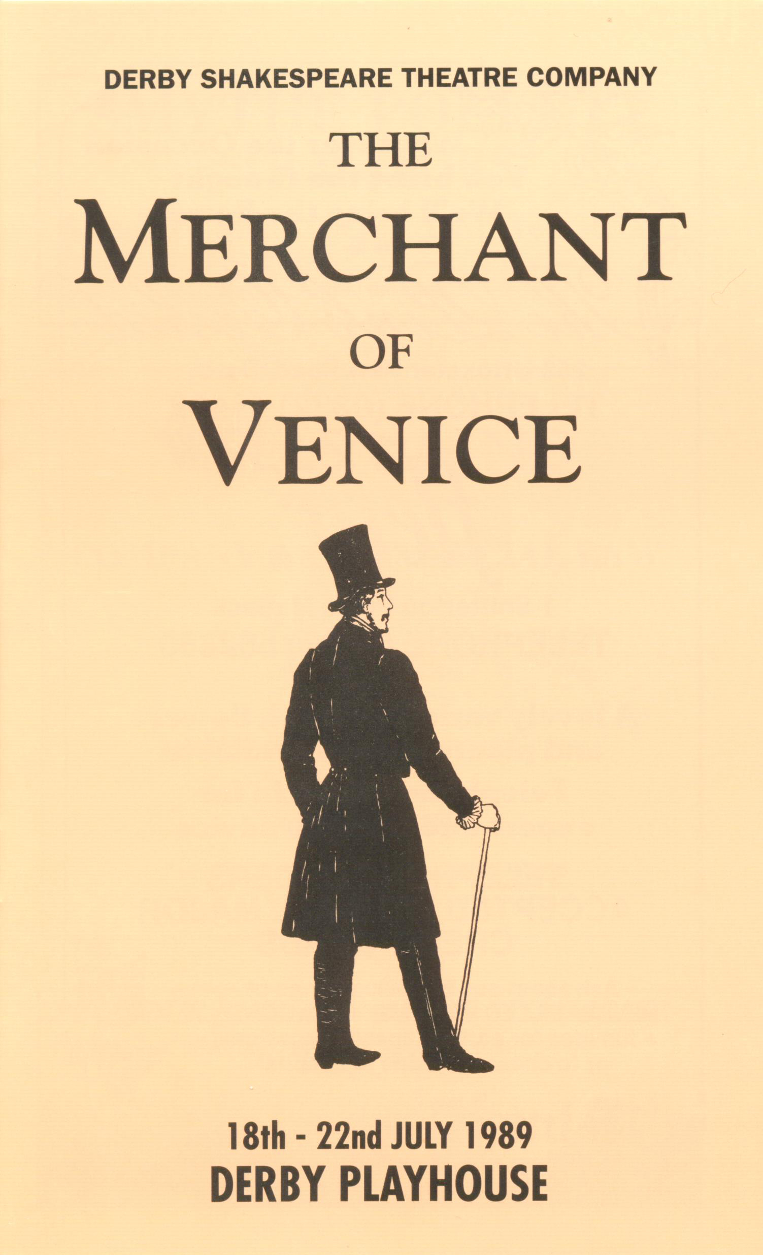 'The Merchant Of Venice' 1989