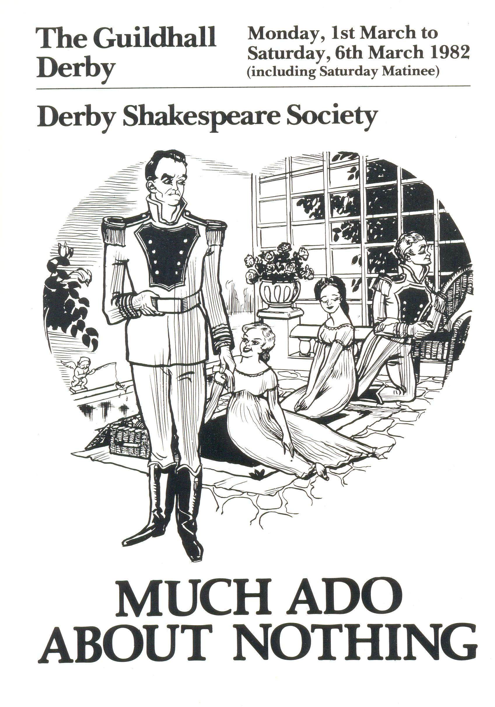 'Much Ado About Nothing' 1982