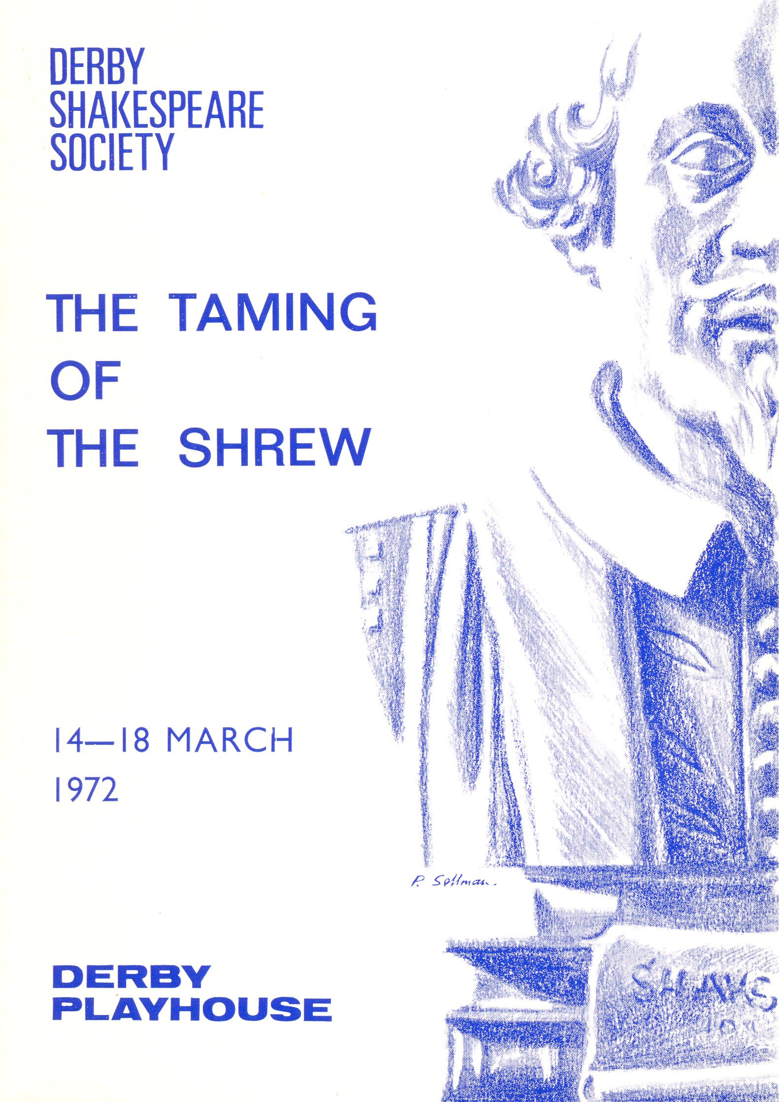 'The Taming Of The Shrew' 1972