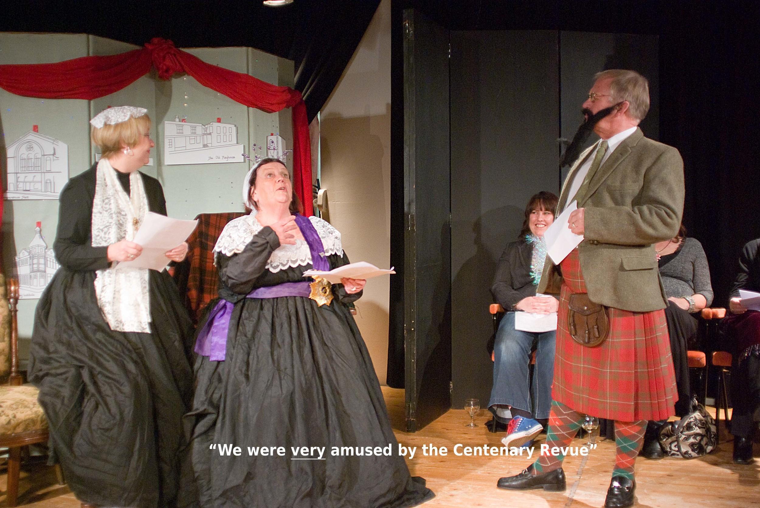 'We were very amused' - Revue.jpg