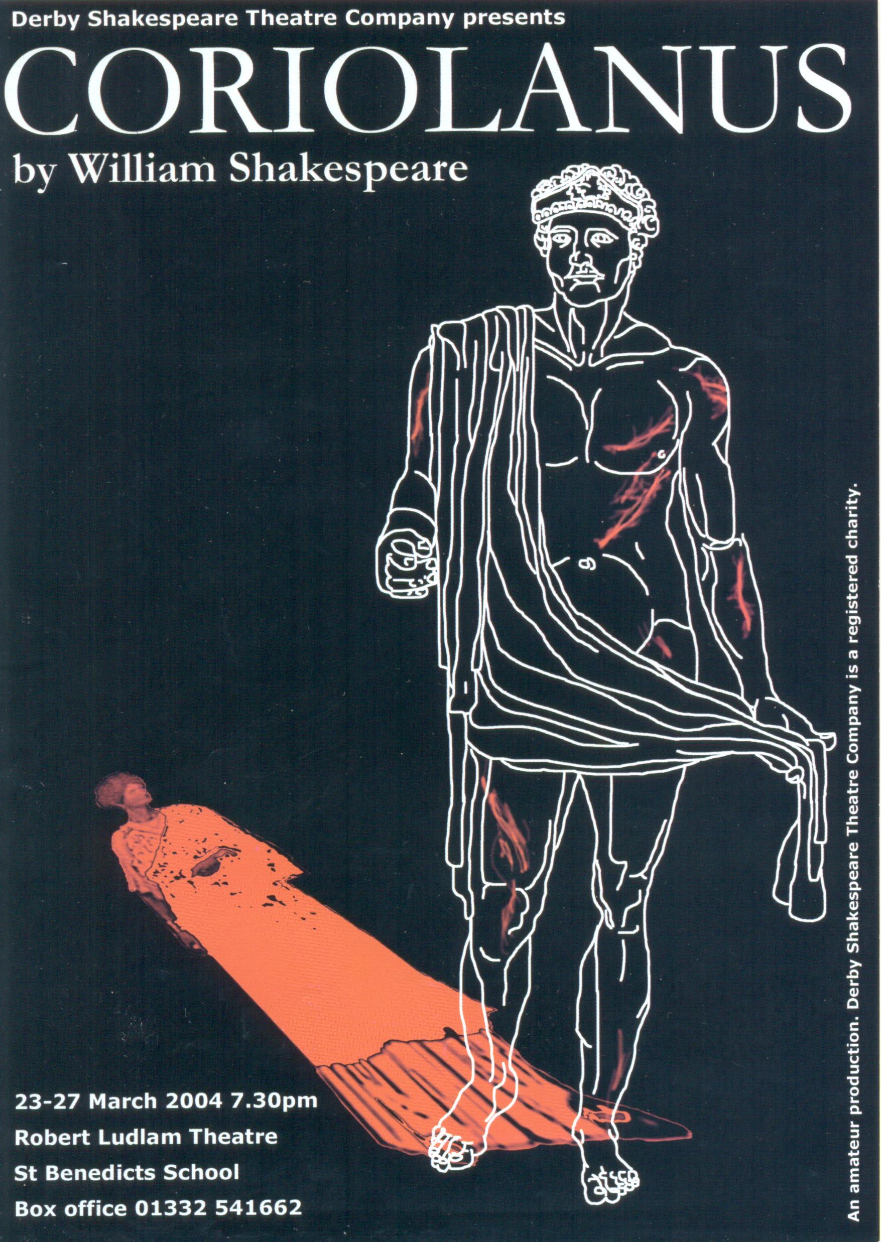 'Coriolanus' 2004