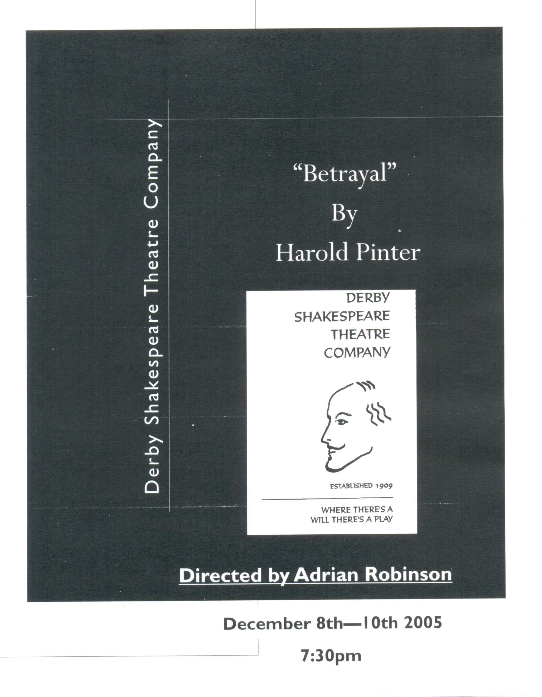 'Betrayal' 2005