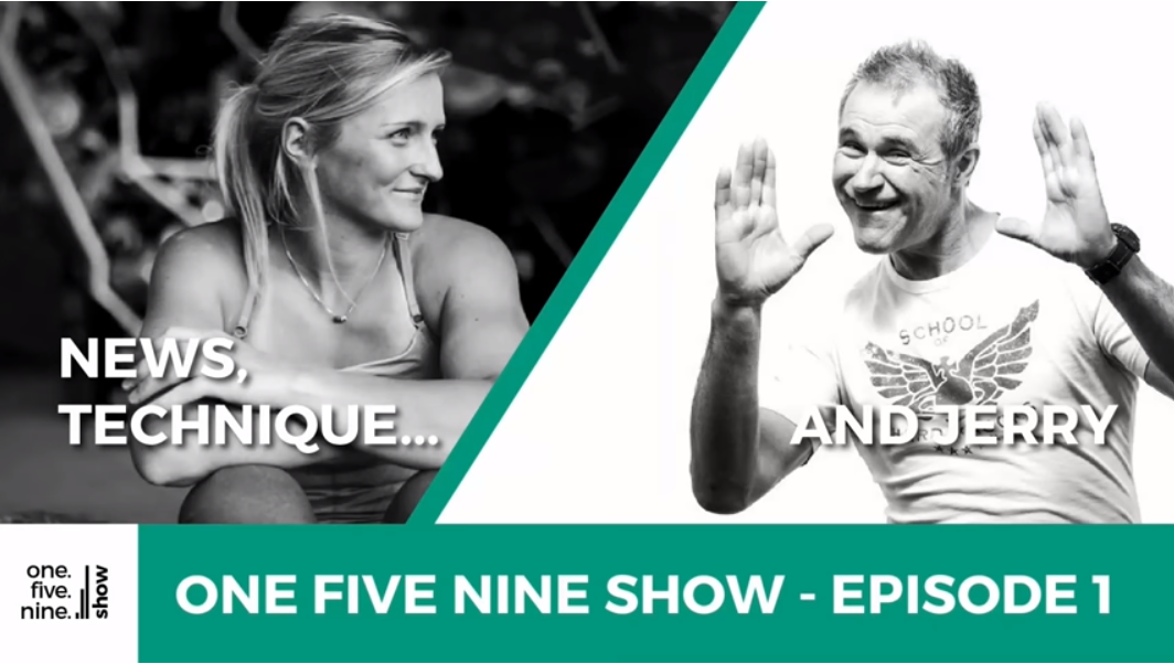 The One Five Nine Show with Leah Crane