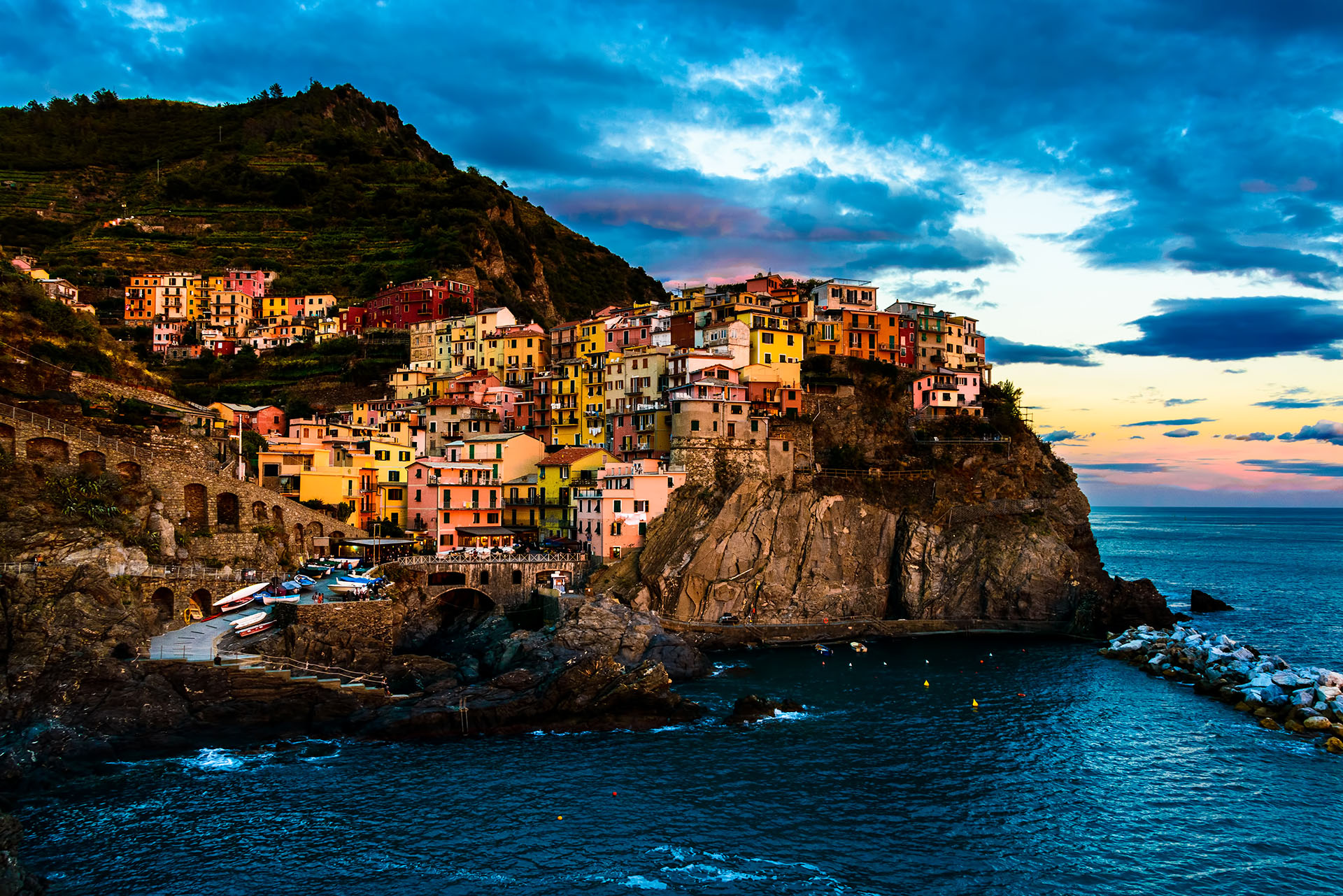 Things to do cinque terre