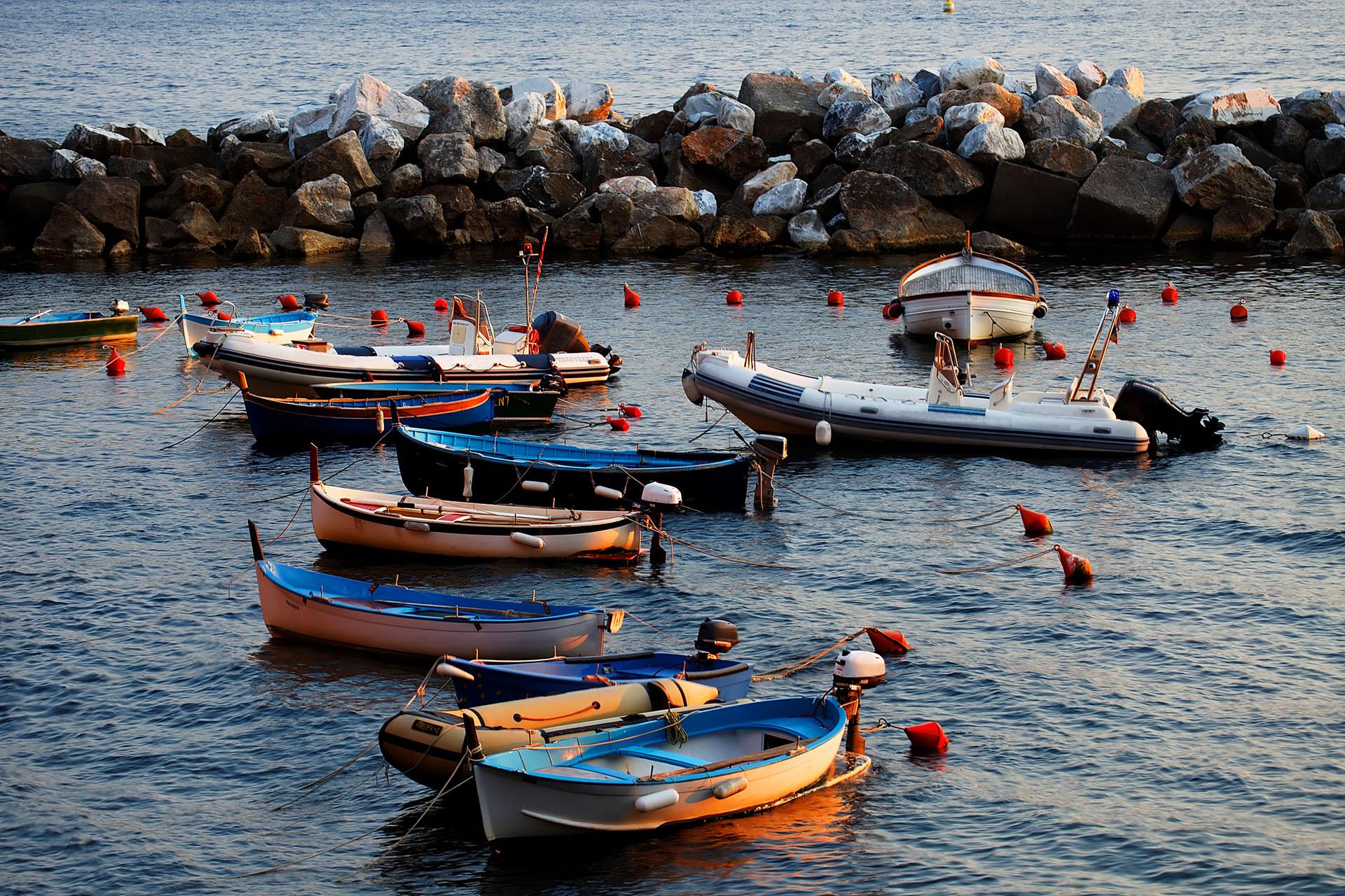 Vernazza boat tour