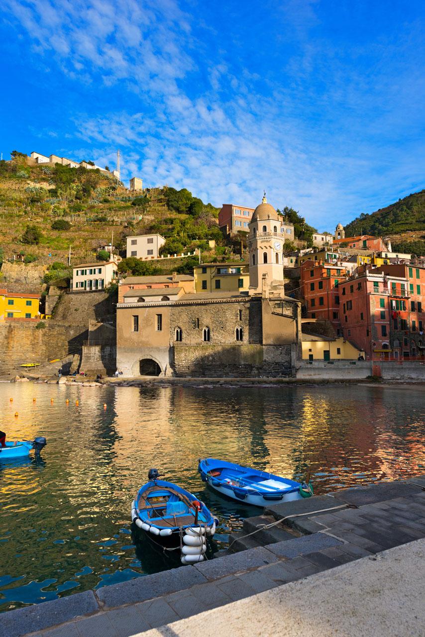 Monterosso boat tours