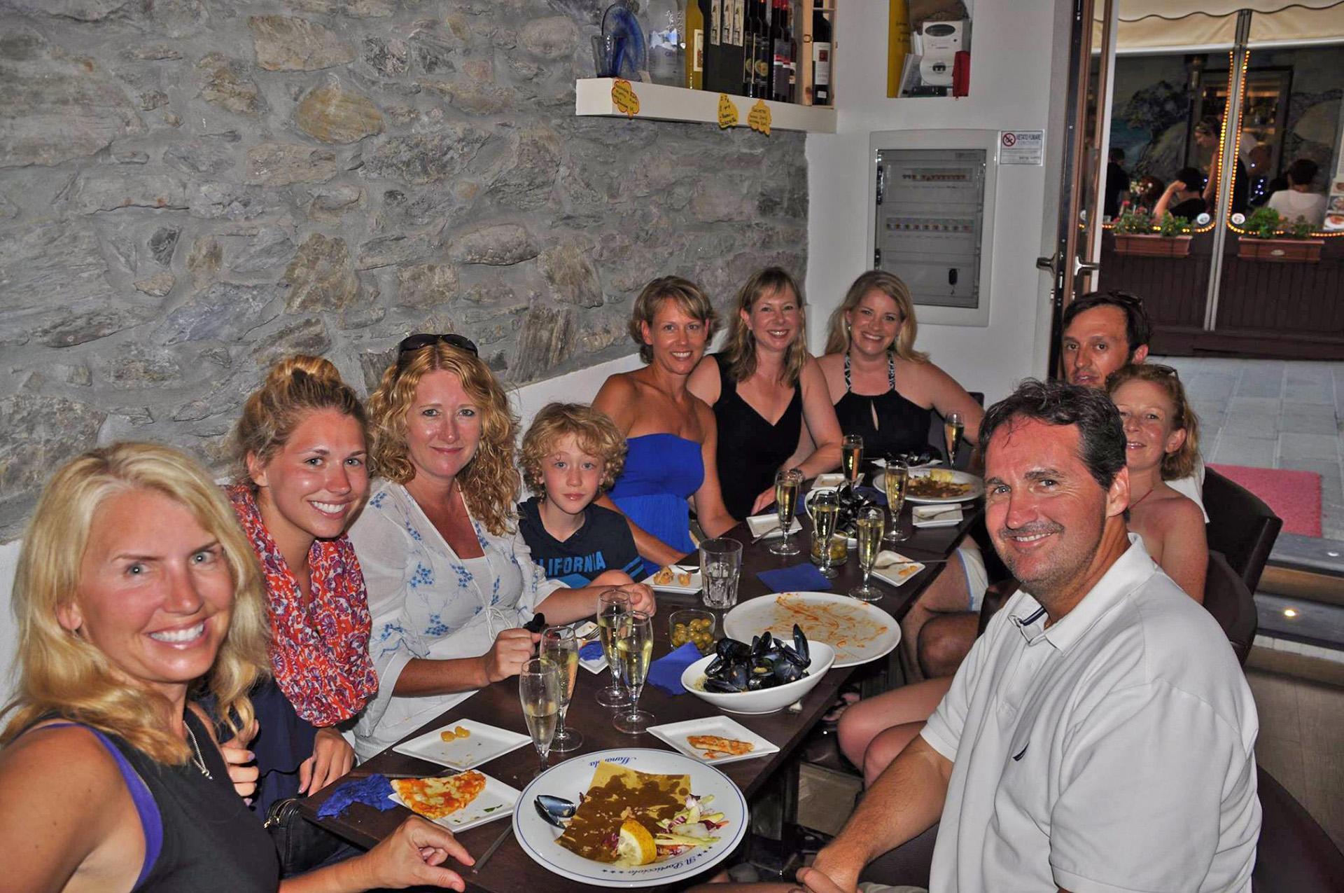 Food in Cinque Terre