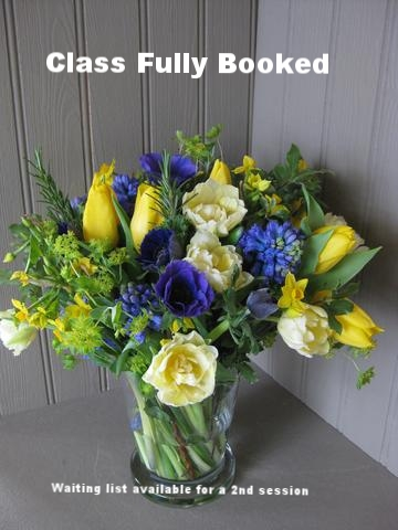 Create a simillar vase arrangement to take home.