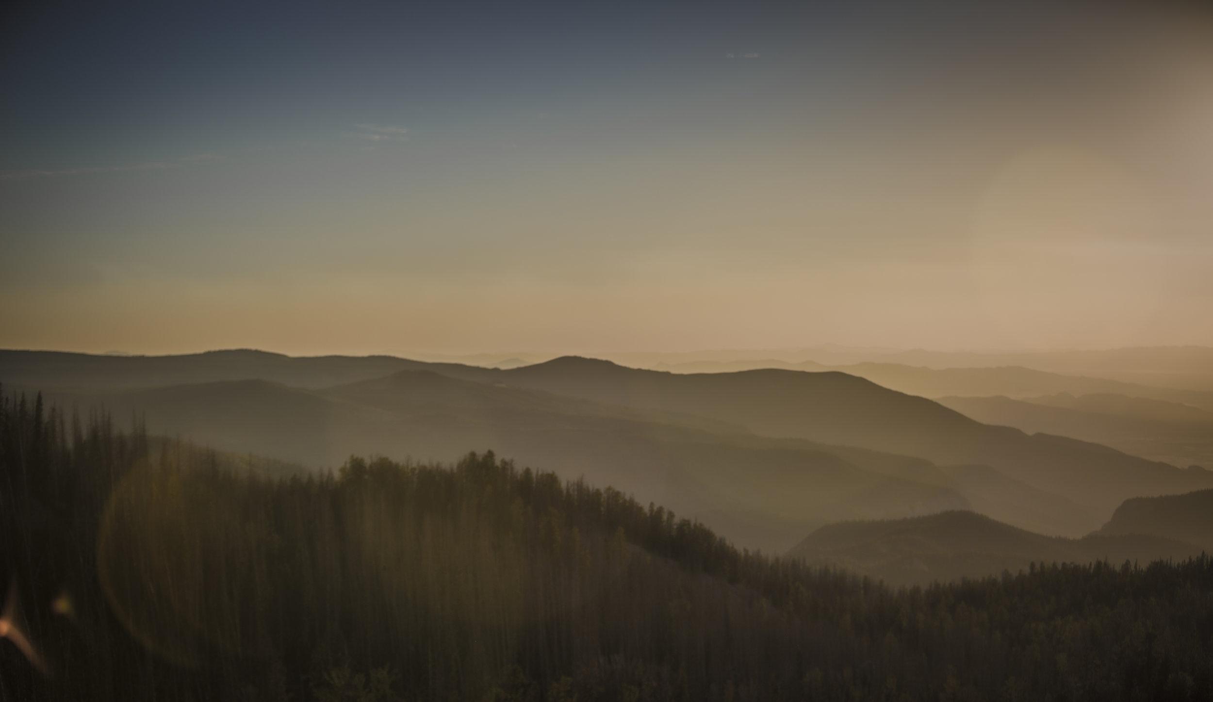 Sunrise - Cedar Breaks