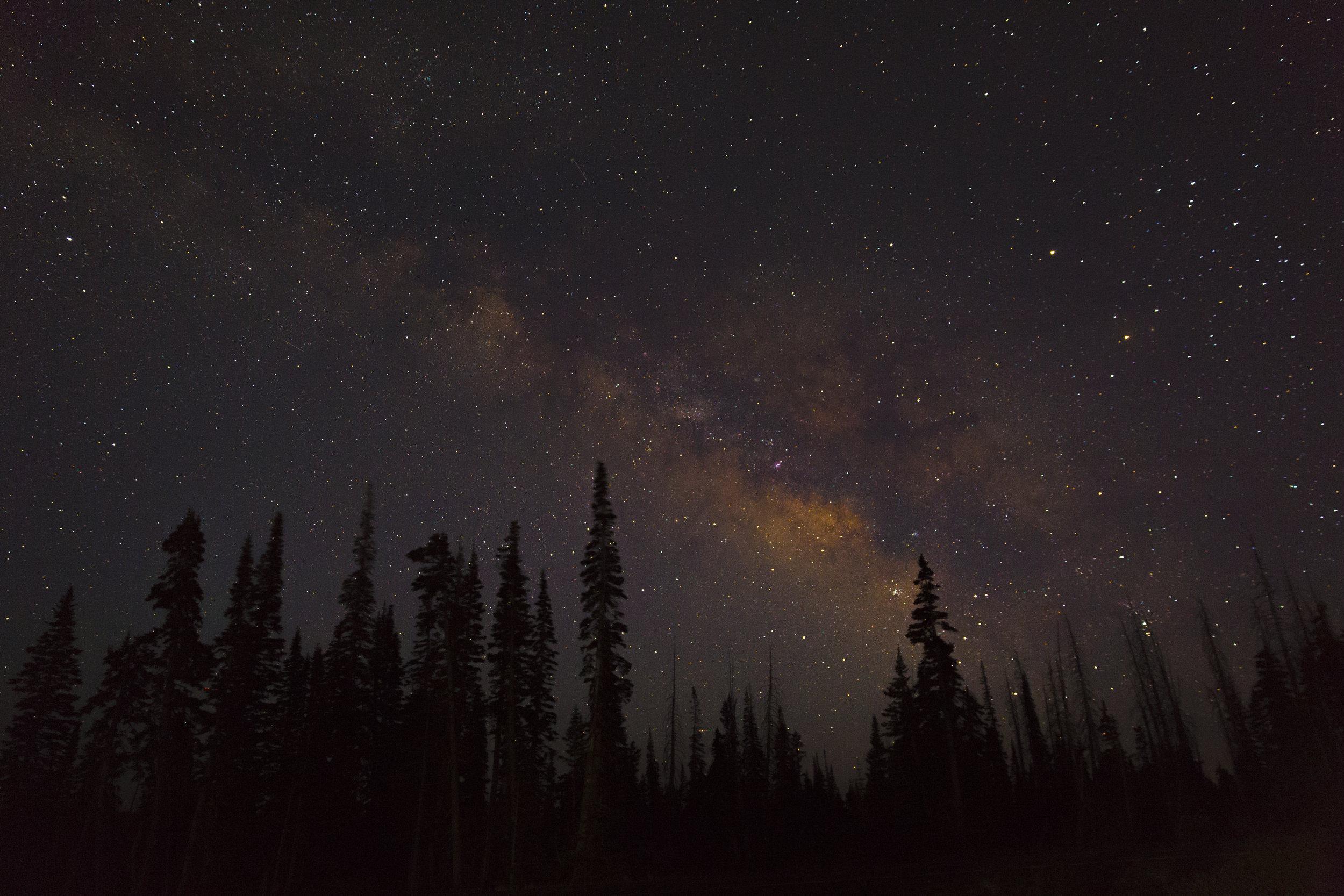Night - Cedar Breaks
