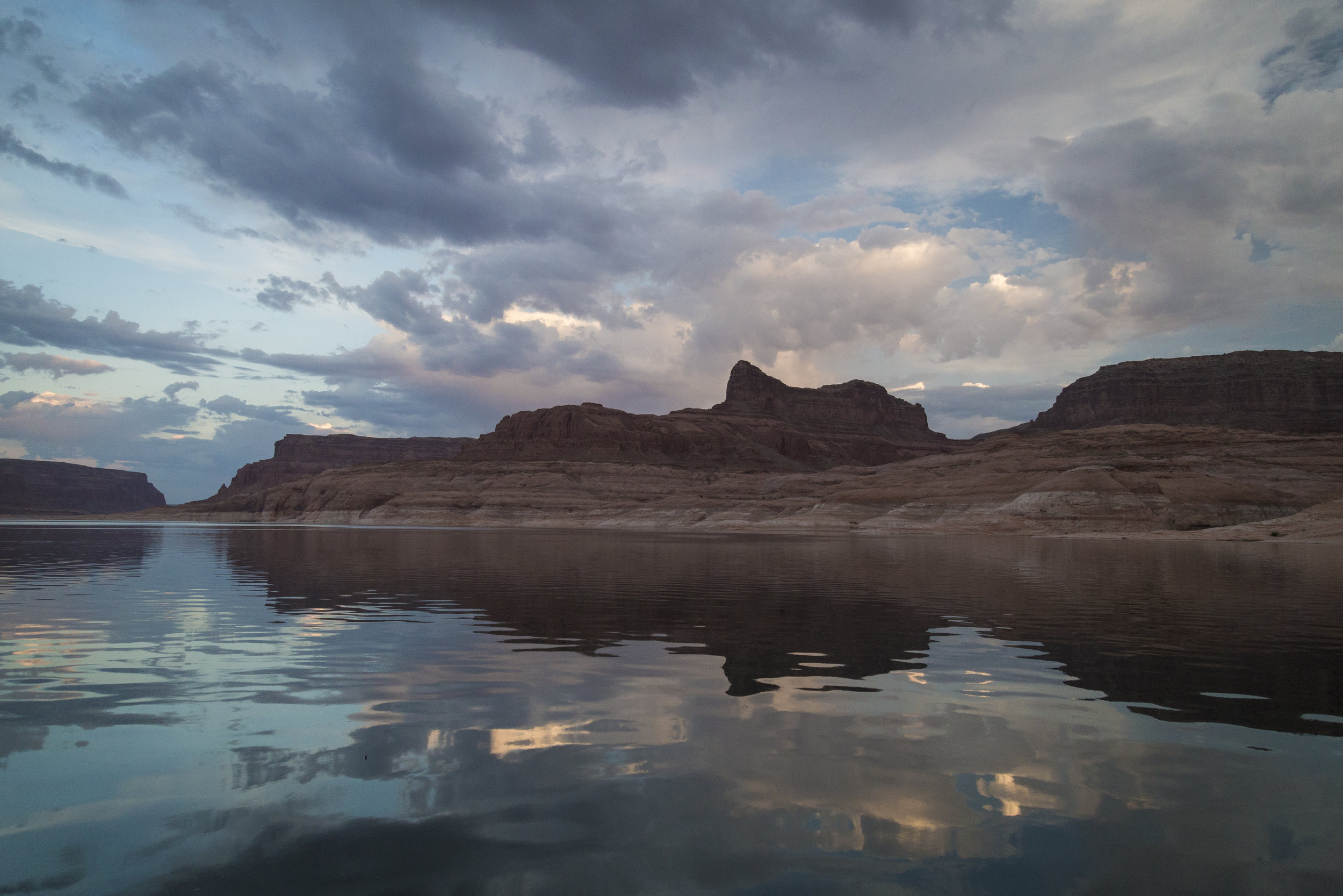 Sunrise - Lake Powell