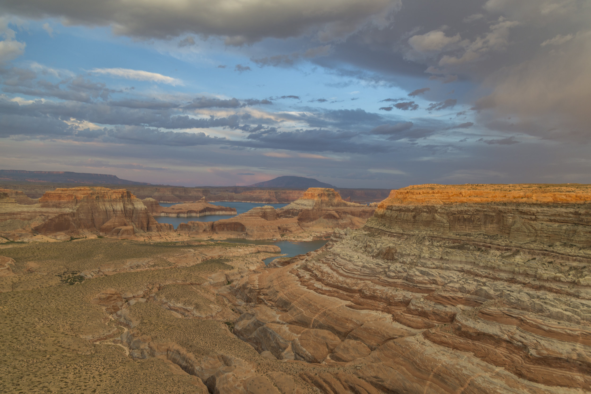 Morning - Glen Canyon
