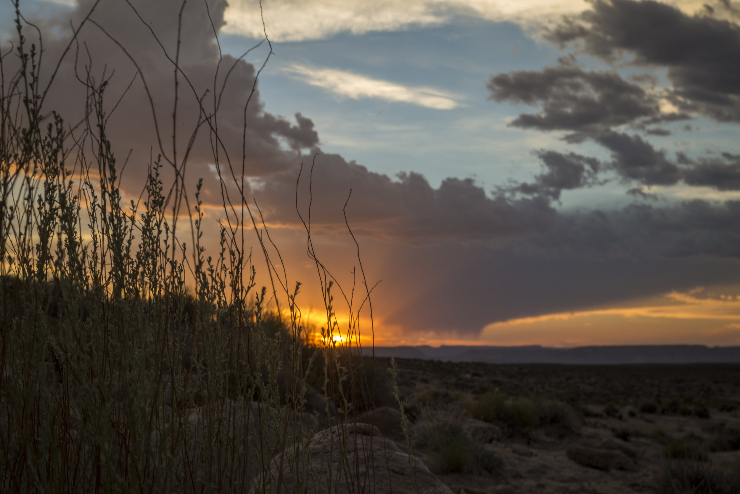 Sunset - Glen Canyon