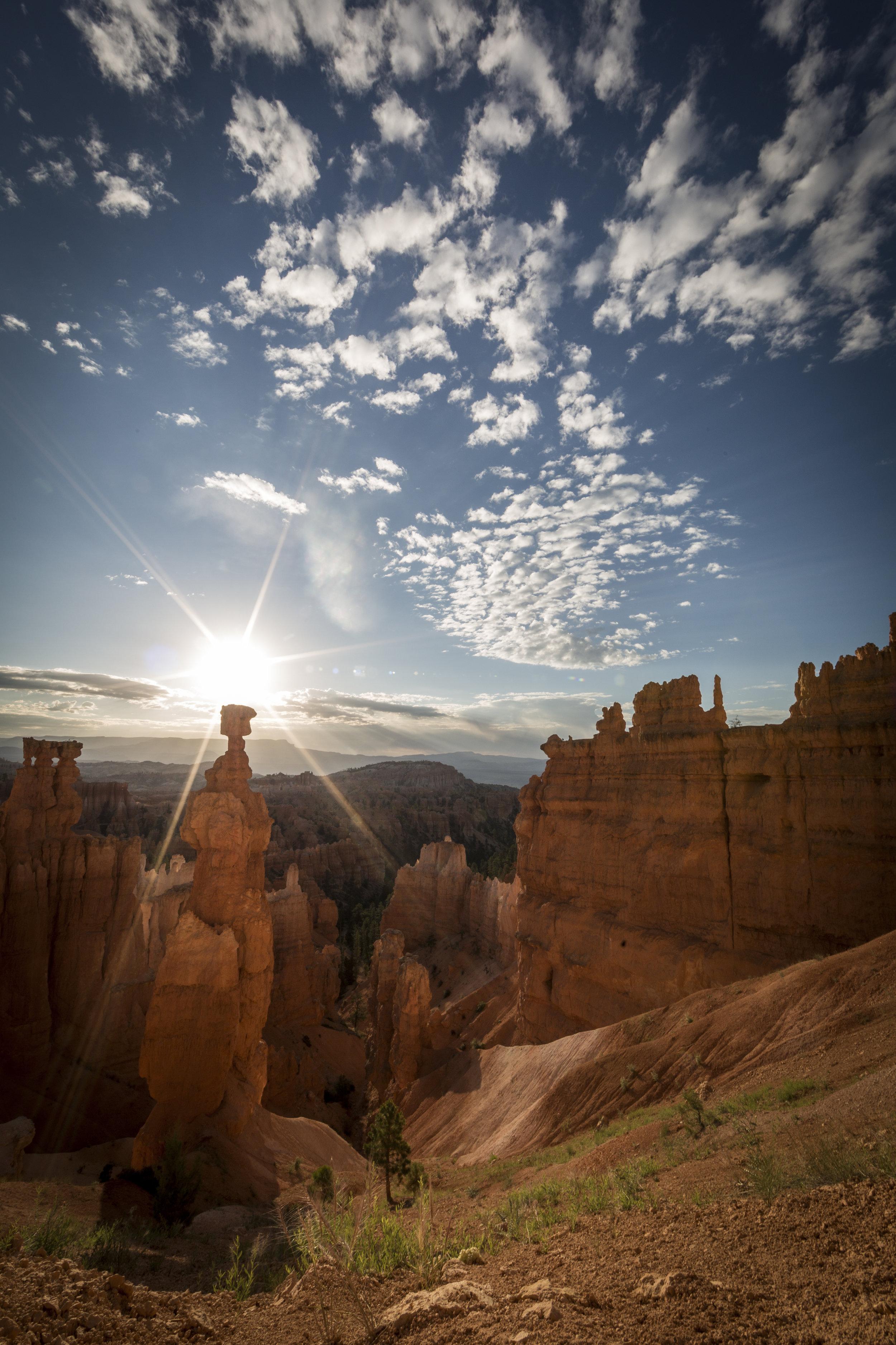 Morning - Bryce Canyon