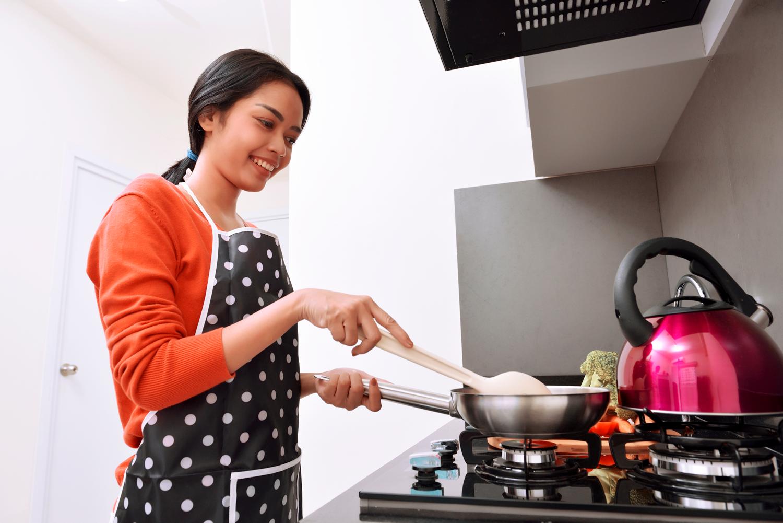 Prepare nutritious meals