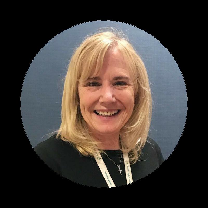 CenterLight Therapeutic Recreation Specialist Carol Hartmann