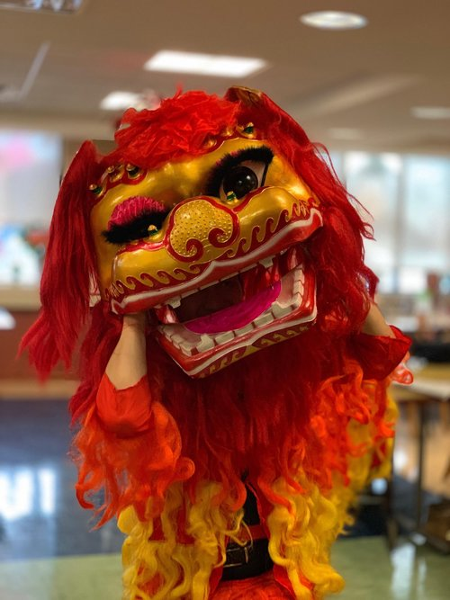 Lunar New Year at CenterLight Teamcare.