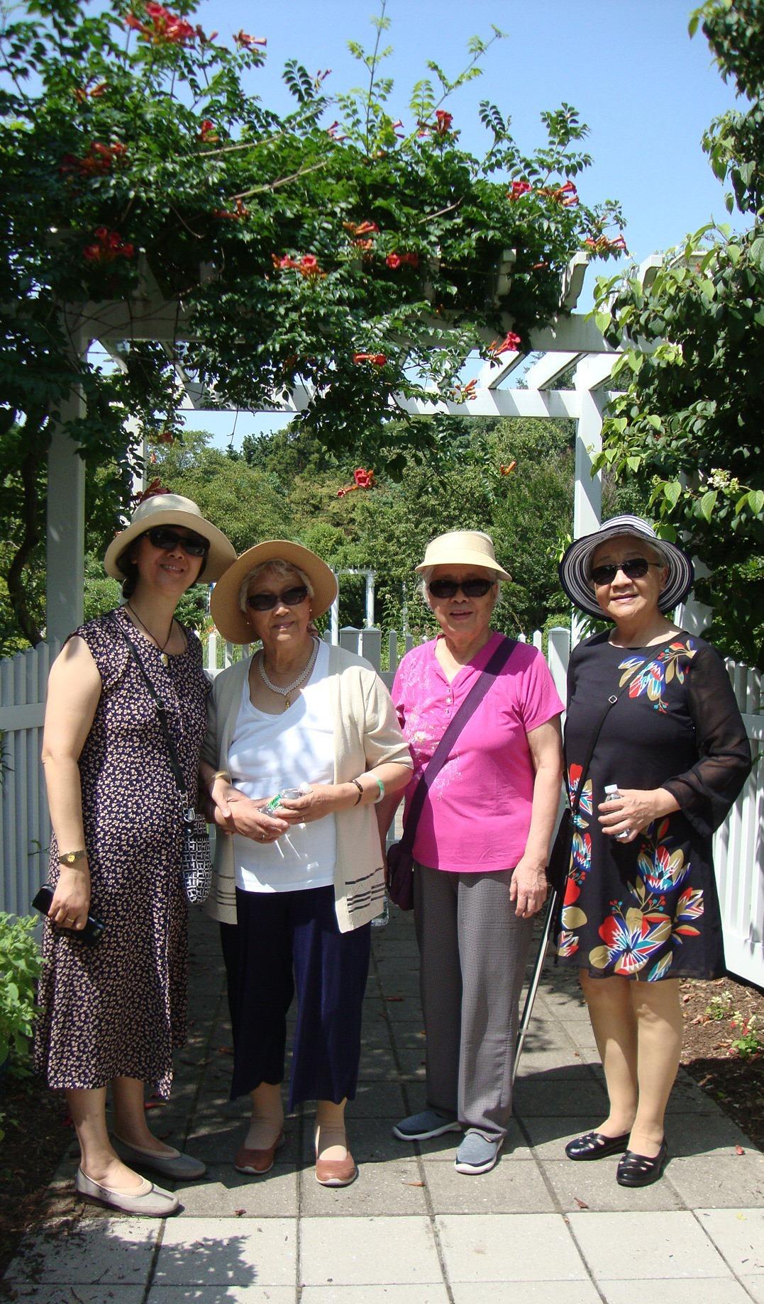 Trip to botanical garden pic 2