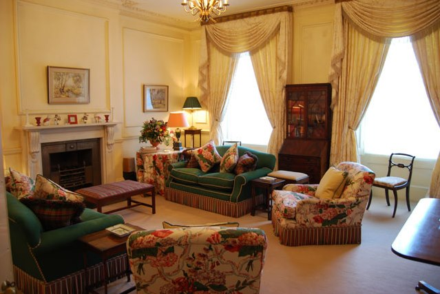 Onslow Square flat, London