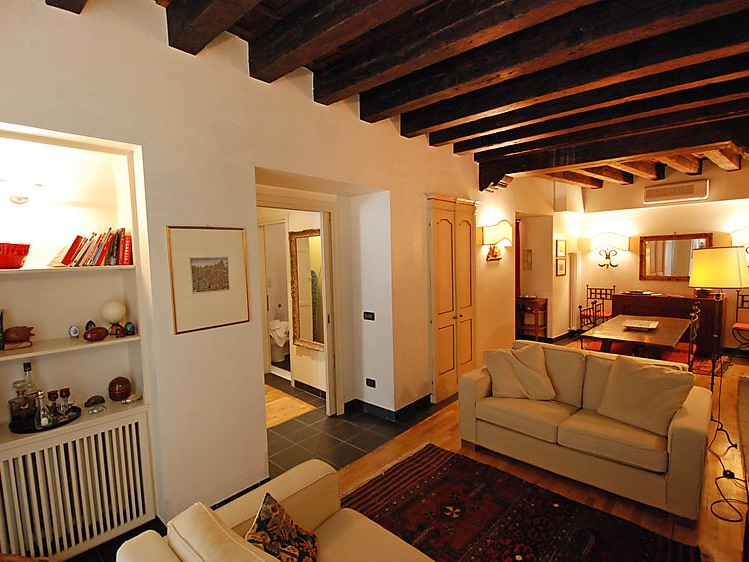 Apartment in the Castello district of Venice, Italy