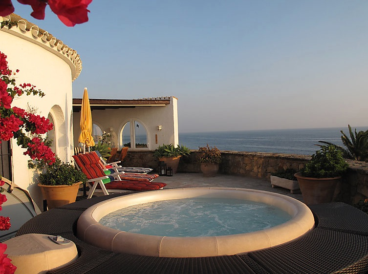 Holiday house near Zahara de los Atunes, Andalucia, Spain