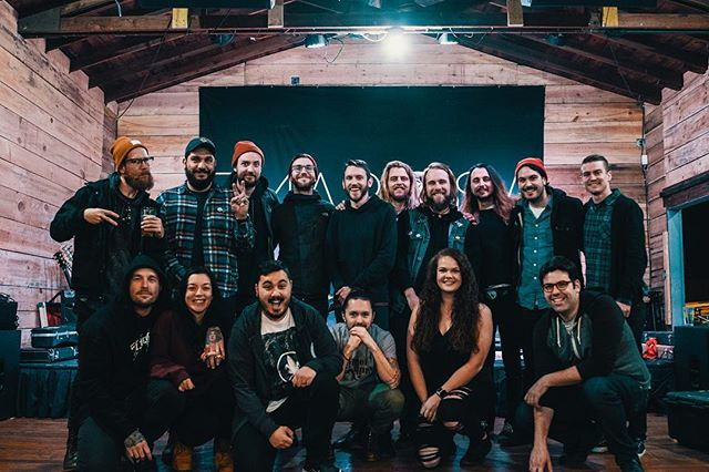 @Anarbor @emarosa @coldcollectivema 2016. We had such a great time on this tour. Thank you to everyone who came out to a show. We hope to see you all again very soon.