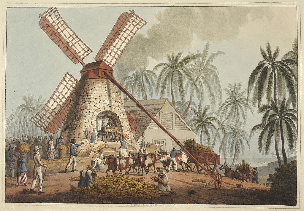 The_Mill_Yard_-_Ten_Views_in_the_Island_of_Antigua_(1823),_plate_V_-_BL.jpg