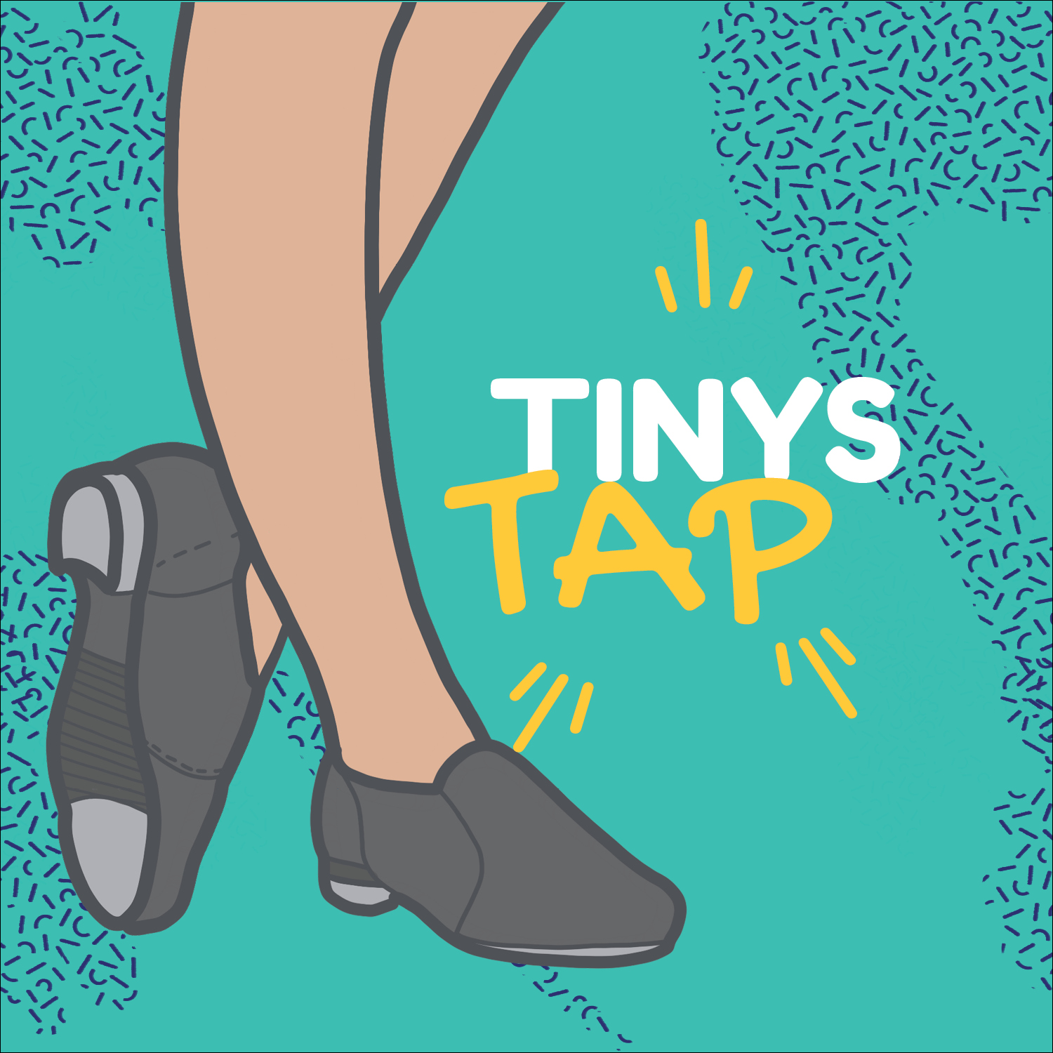 Tiny Tap - June 10th - June 28th Thursdays 6:45 to 7:30pmJuly 8th - July 26Thursdays 6:45 to 7:30pmAn upbeat introduction to tap! Tiny dancers will learn to find the beat while they make some sound with their feet learning basic tap technique.Price $41
