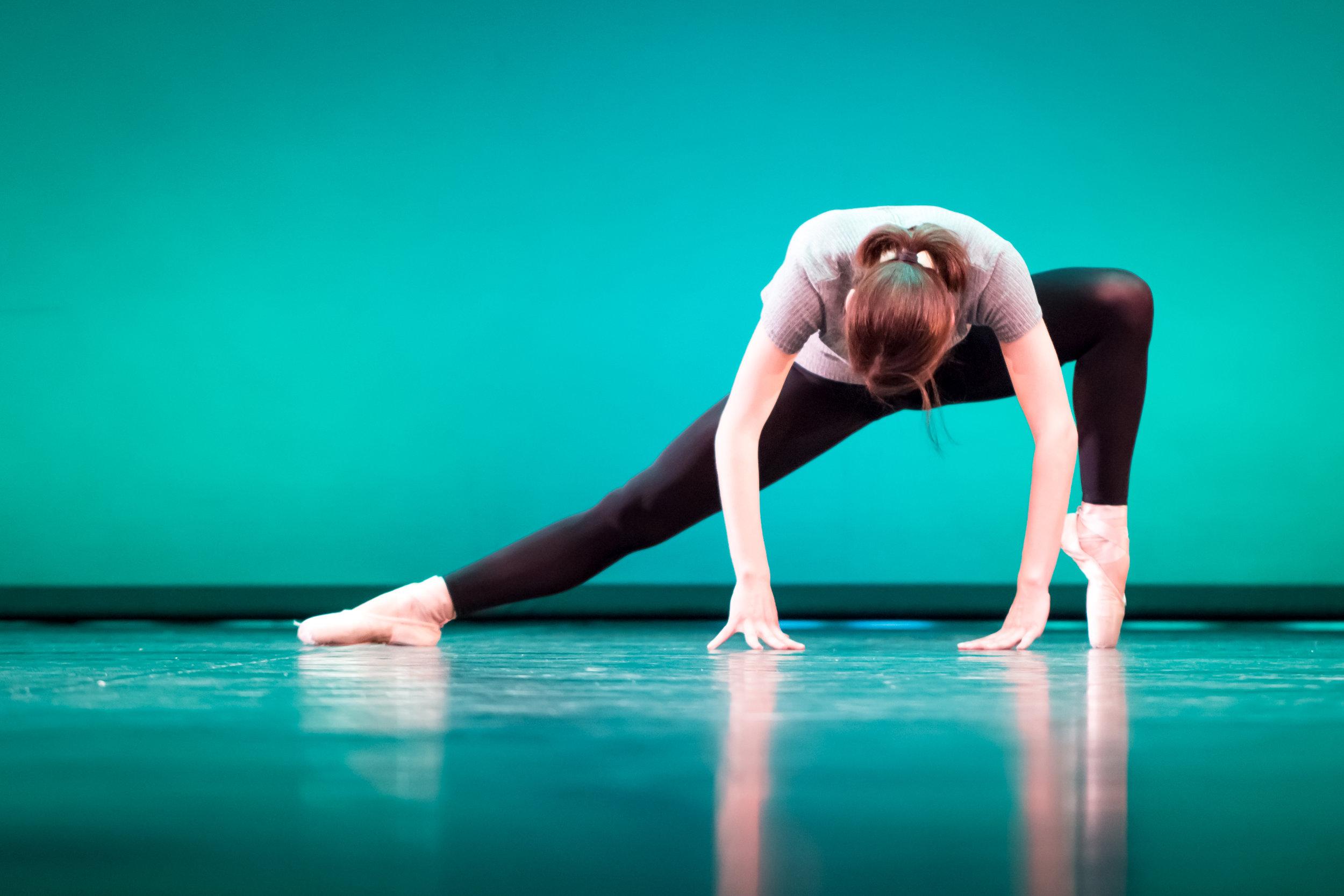 Summer Ballet Classes - 1st-12th Grade