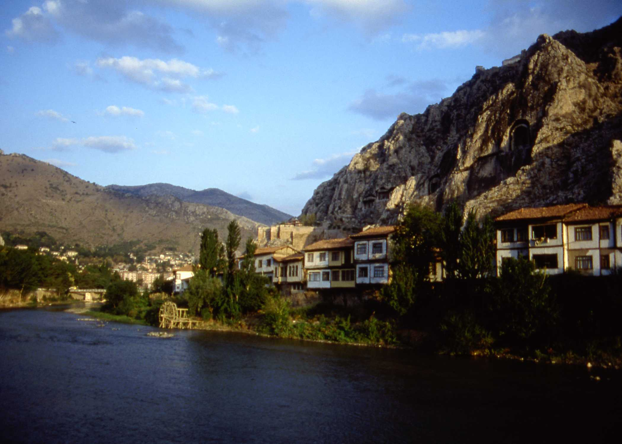 Amasya which has an early chapter in the story of the birth of the Turkish Republic.