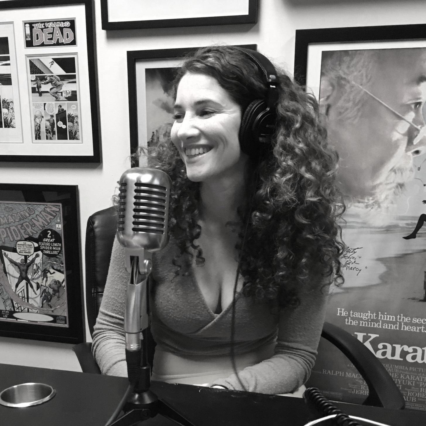 Lisa Rachel Snyder, Public Speaking  - Photo by Ming Chen