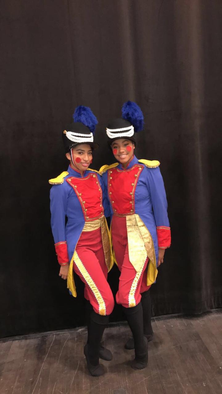 From  The Nutcracker: March of the Toy Soldiers