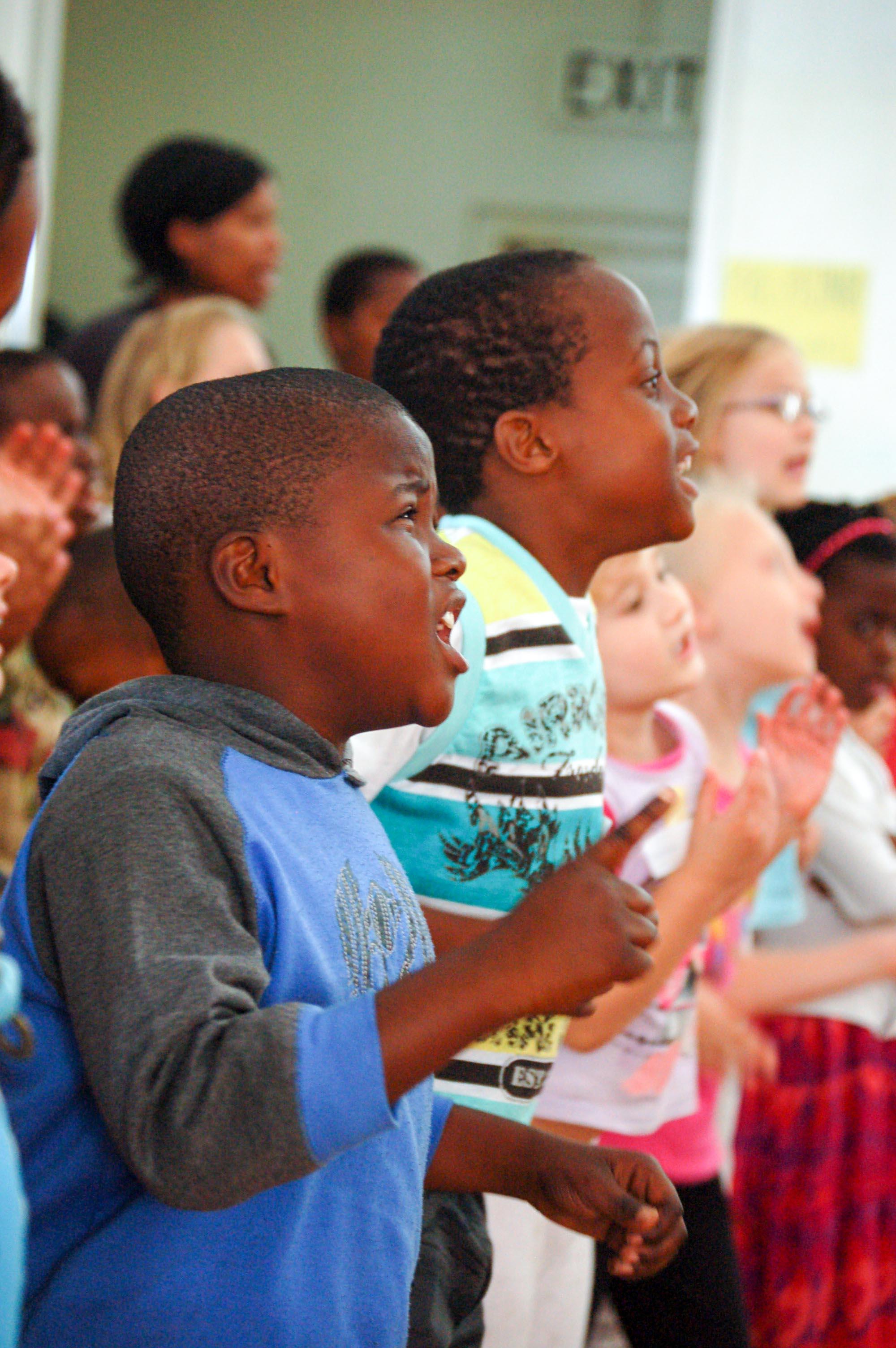 Children's Praise