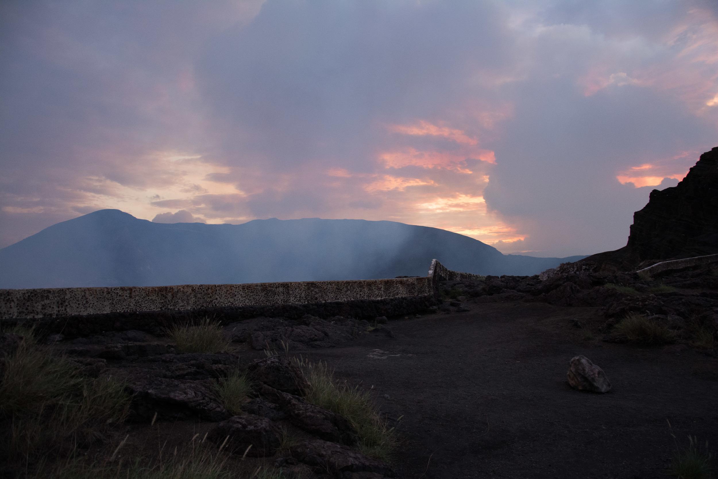 Masaya Volcano - 1