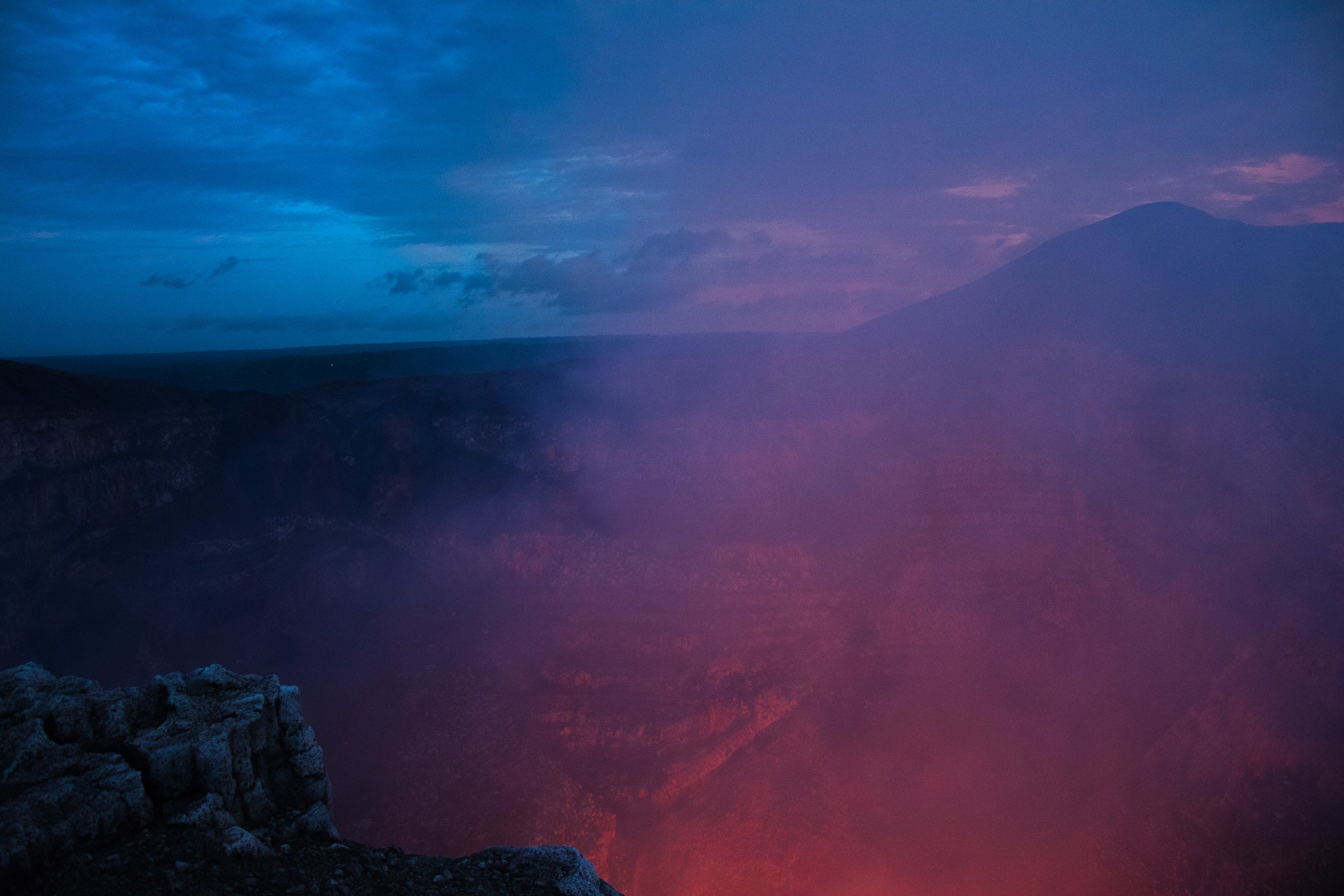 Masaya Volcano - 2