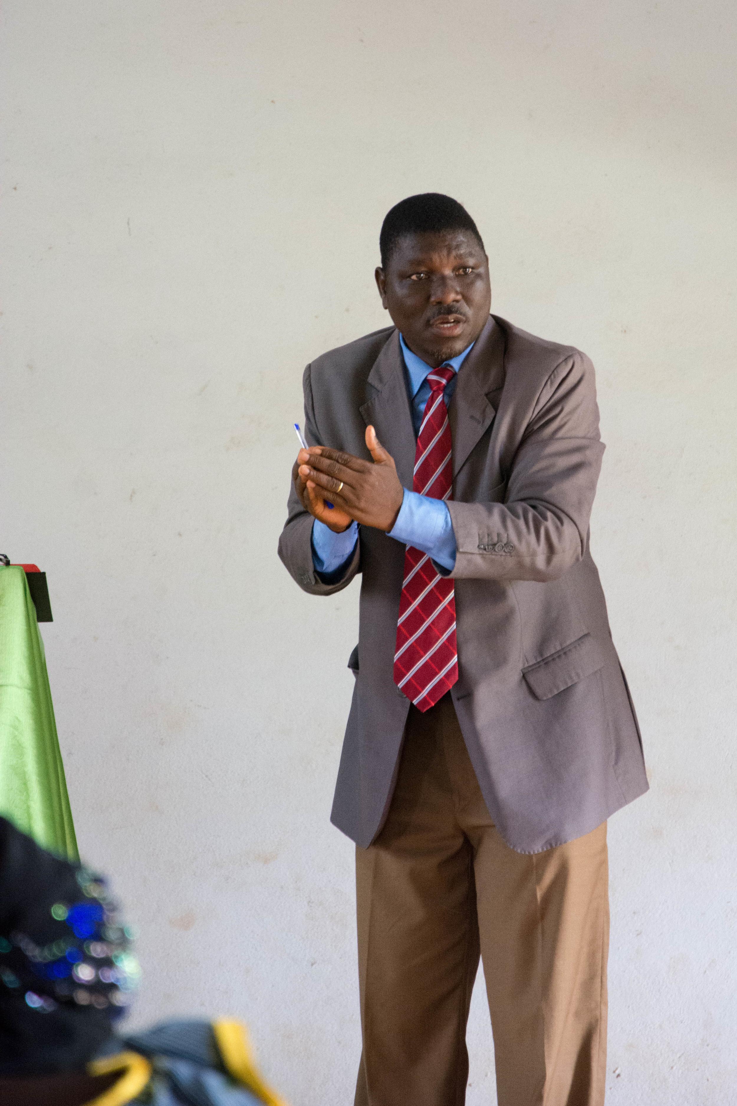 Pastor Boniface