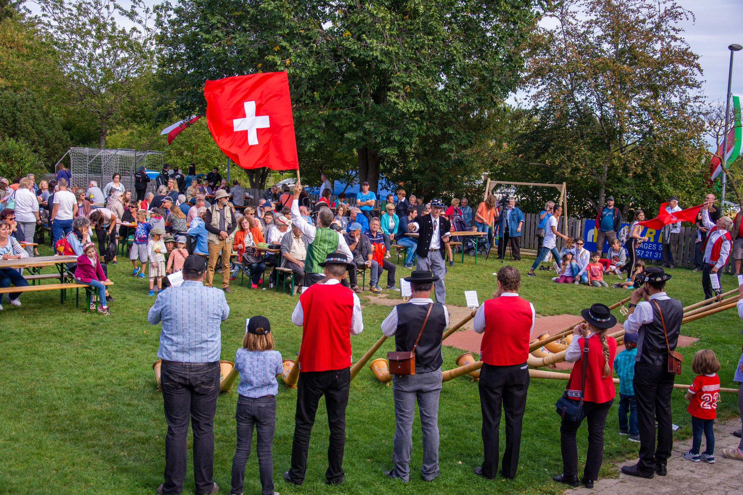 Swiss Traditions