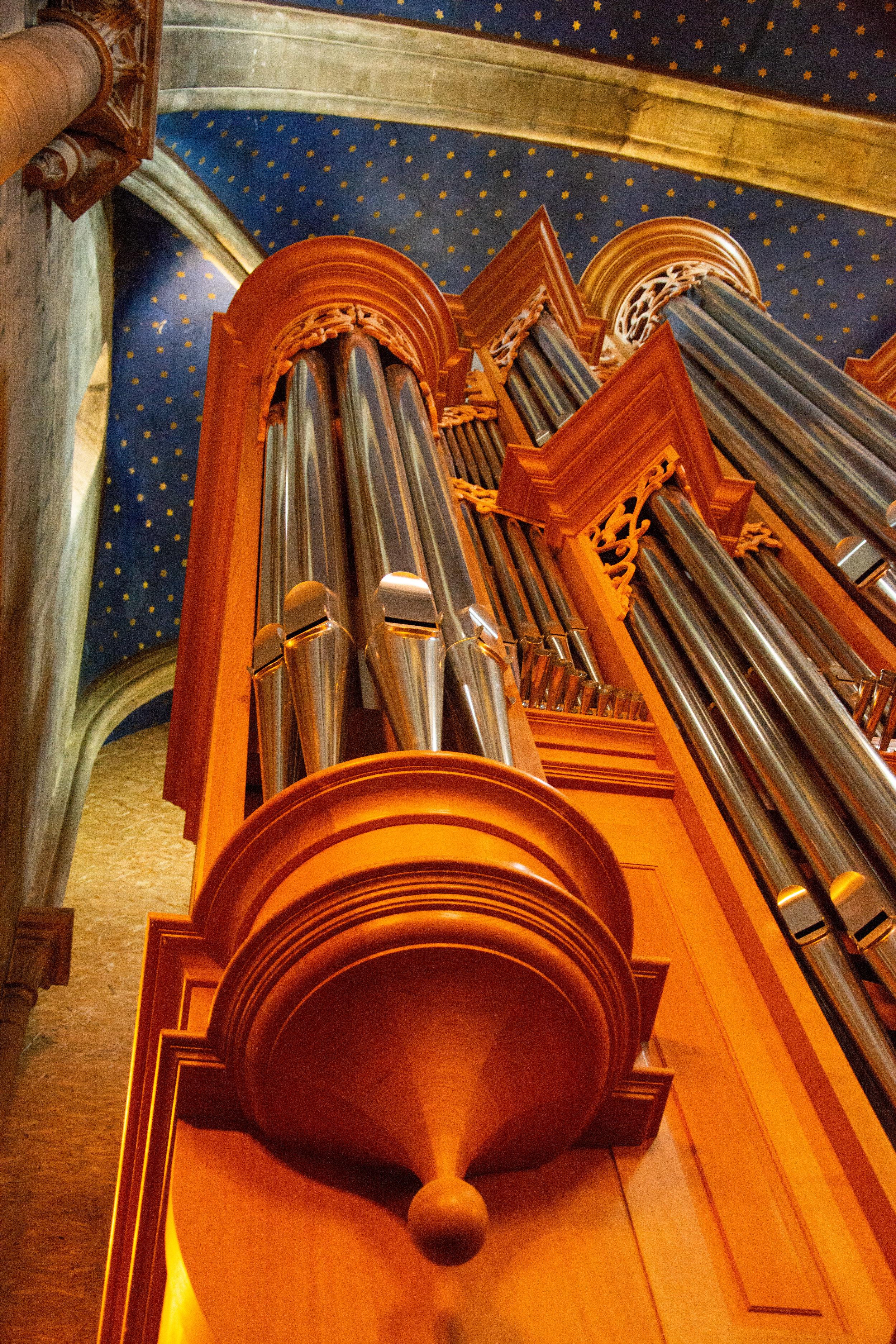 Pipe Organ 2