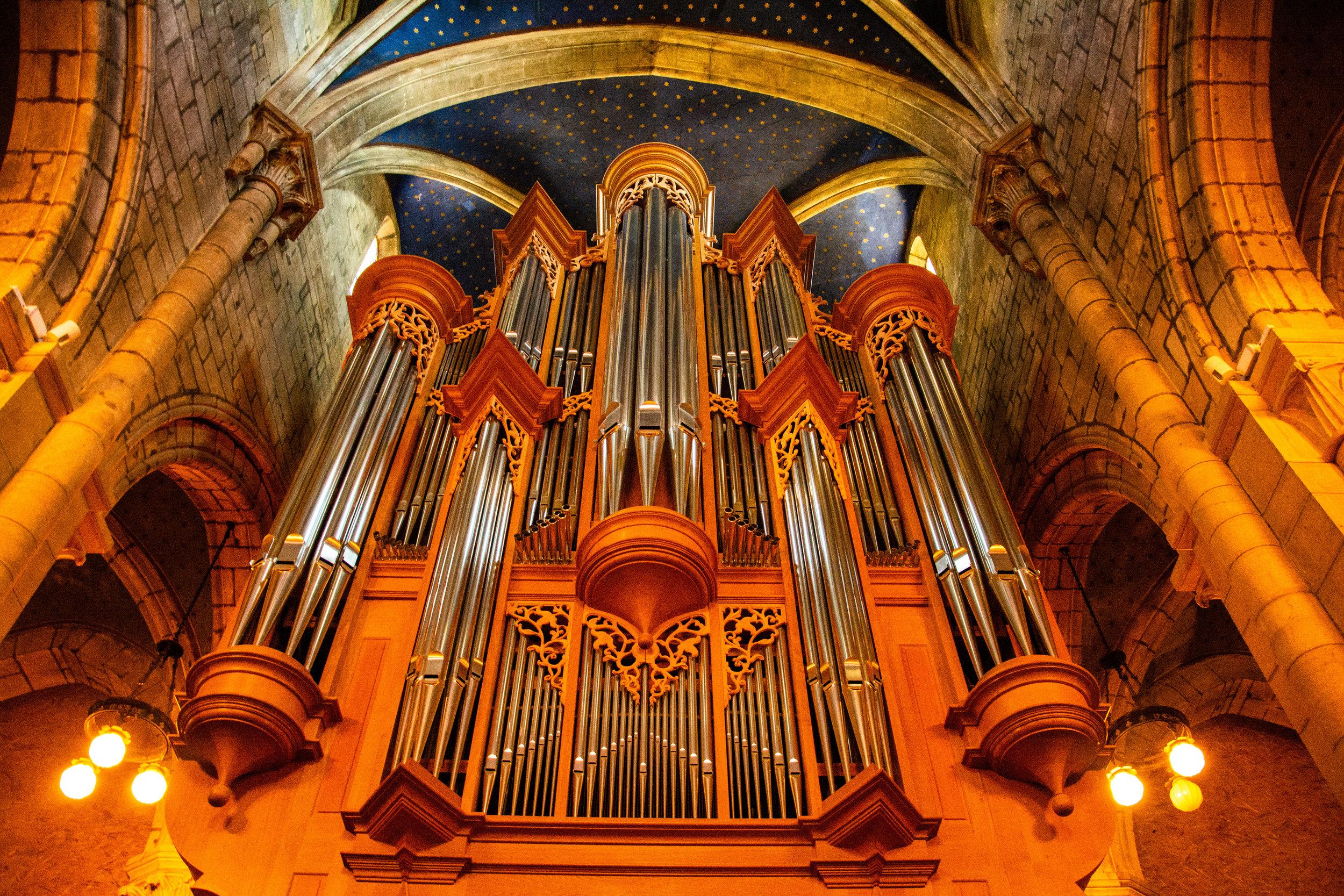 Pipe Organ 4