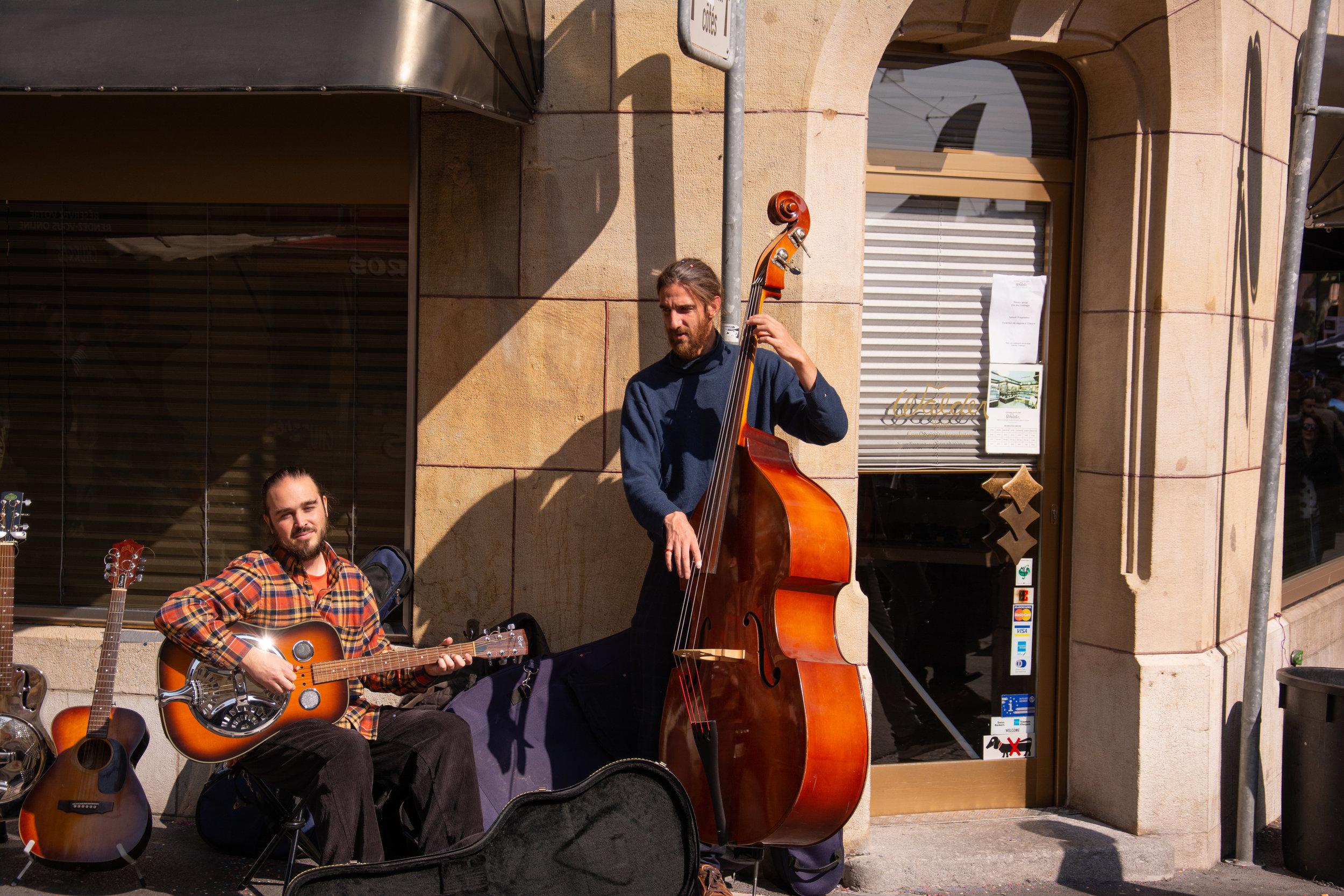 Street Musicians 2
