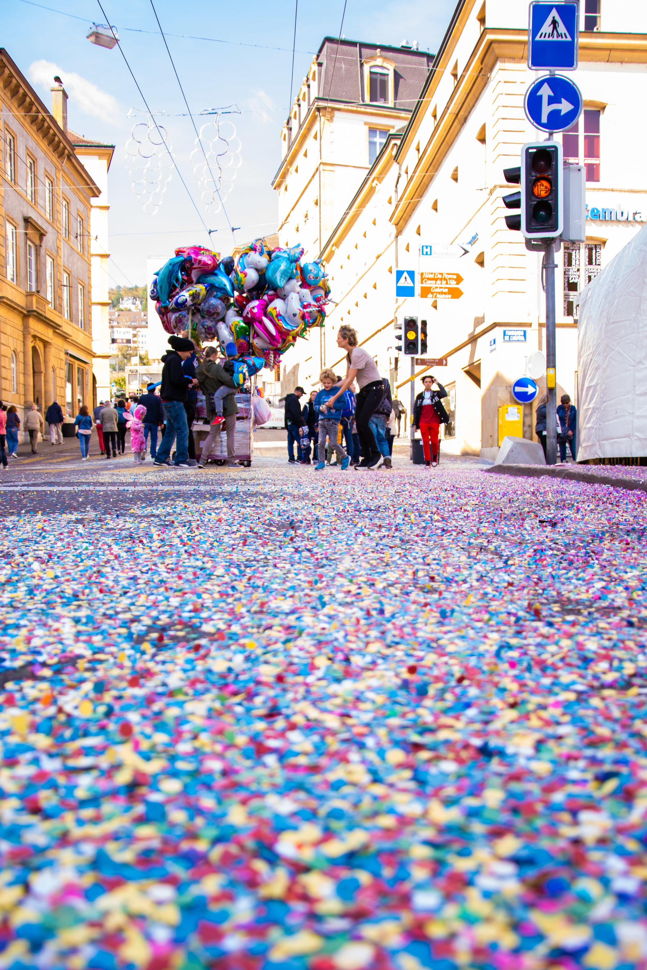 Rue du Confetti