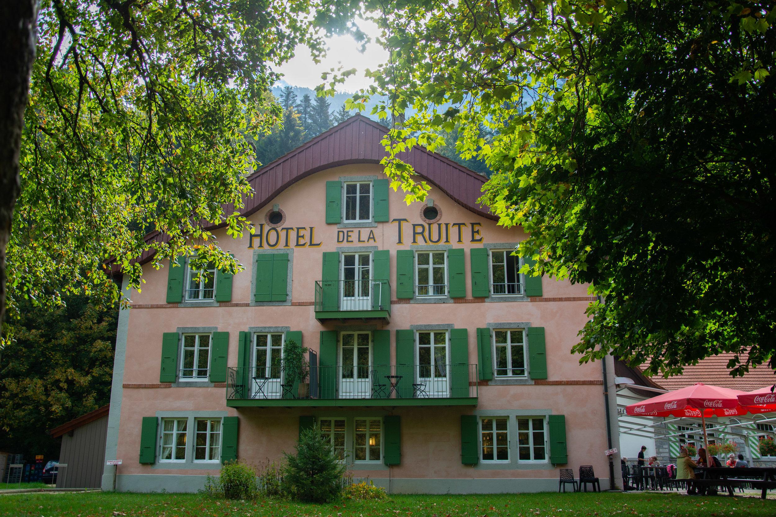 Hotel de la Truite