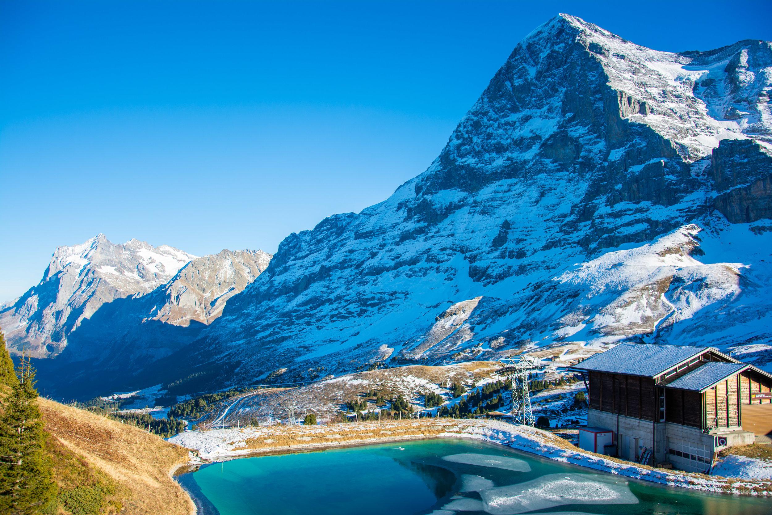 Summit of Eiger